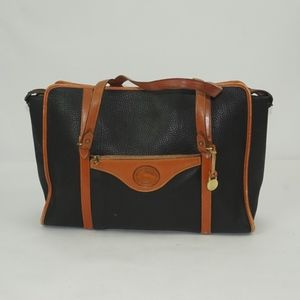 Vintage Dooney & Bourke Large Carry All